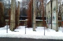 Fragmentos del Muro de Berlín / Foto: Cortesía de la entrevistada.