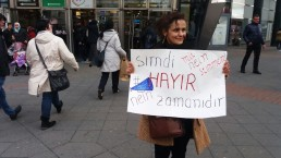 Für ein Nein am 16. April 2016 in der Türkei